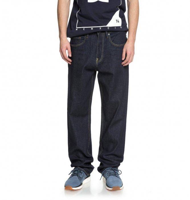 Modré pánské džíny DC - velikost 31