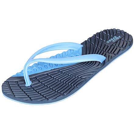 Žabky - Bahama dámské žabky barva: modrá;velikost (obuv / ponožky): 36