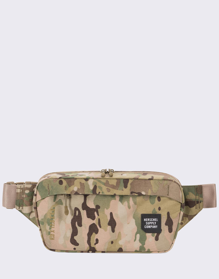 Ledvinka - Herschel Supply Tour Medium Trail Multicam/Elmwood