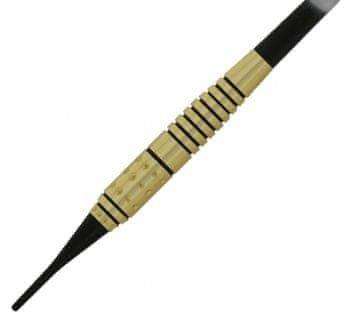 Brassové šipky - soft Bull's - 16 g