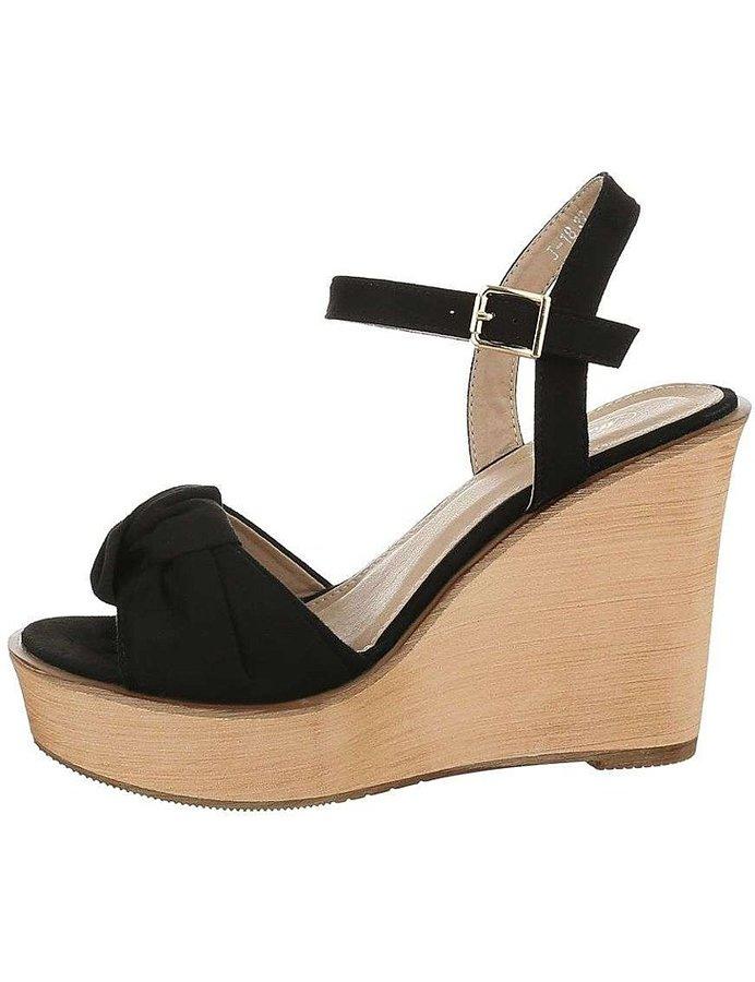Sandály - Dámské vysoké sandály vel. 41