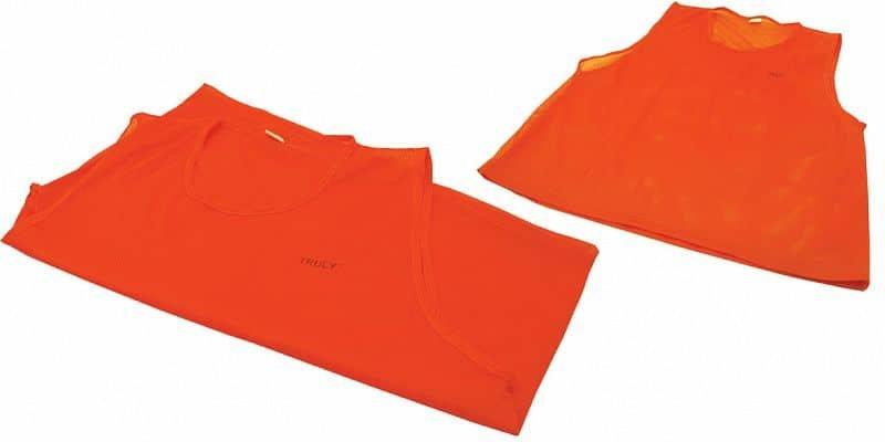 Oranžový rozlišovací dres Rulyt