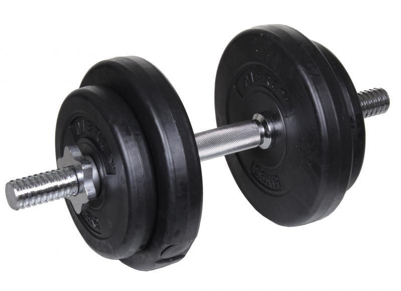 Nakládací činka Merco - 10 kg
