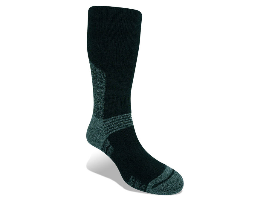 Černé pánské lyžařské ponožky Bridgedale - velikost 36-39 EU