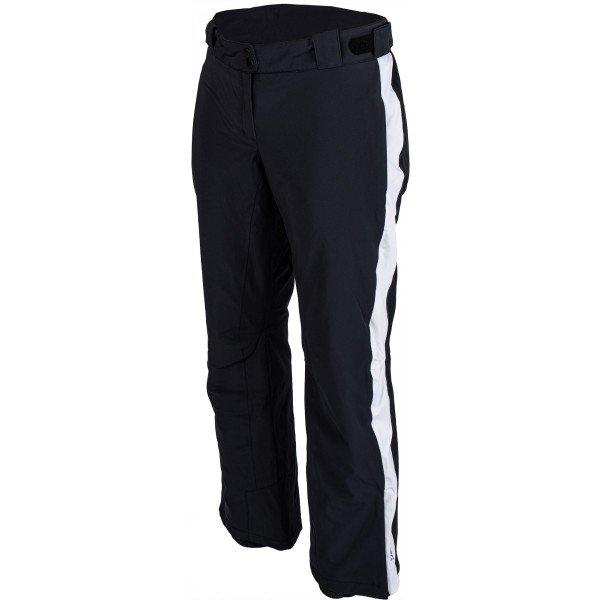 Černé dámské lyžařské kalhoty Diel - velikost 42