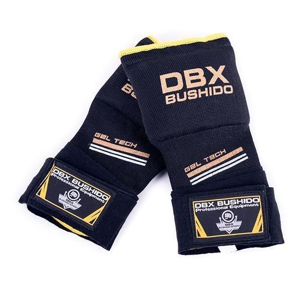 Žluté boxerské rukavice Bushido