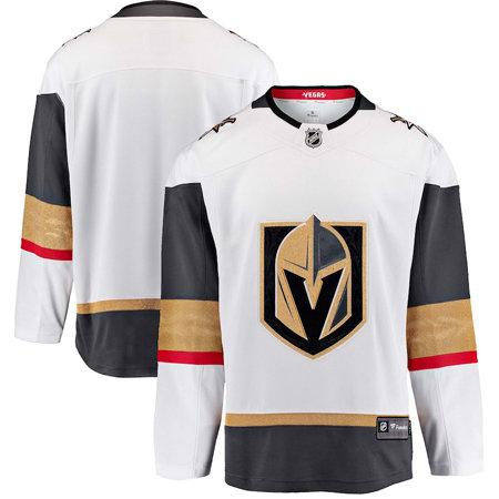 Bílý hokejový dres Fanatics - velikost M