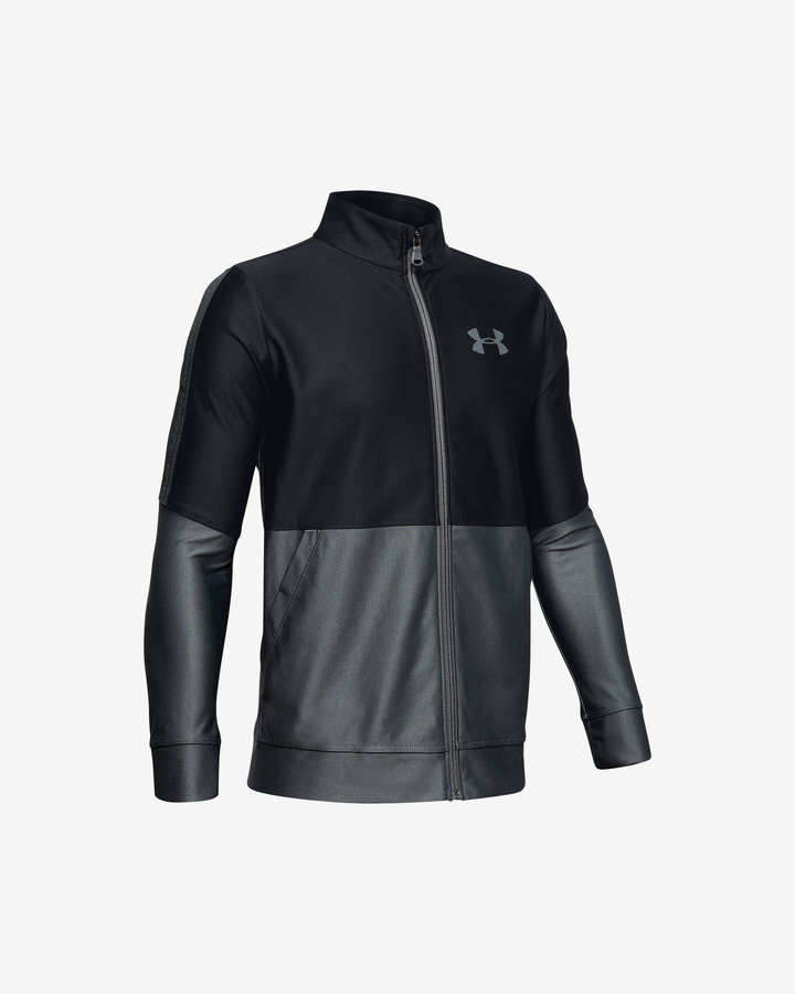 Černá chlapecká bunda Under Armour - velikost M