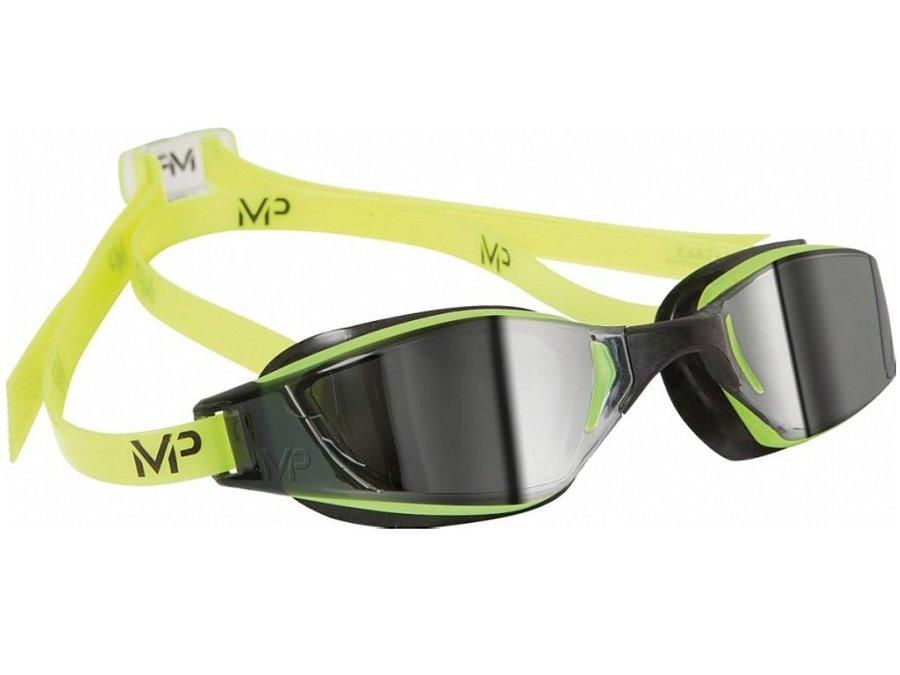 Žluté plavecké brýle Michael Phelps Xceed, Aqua Sphere