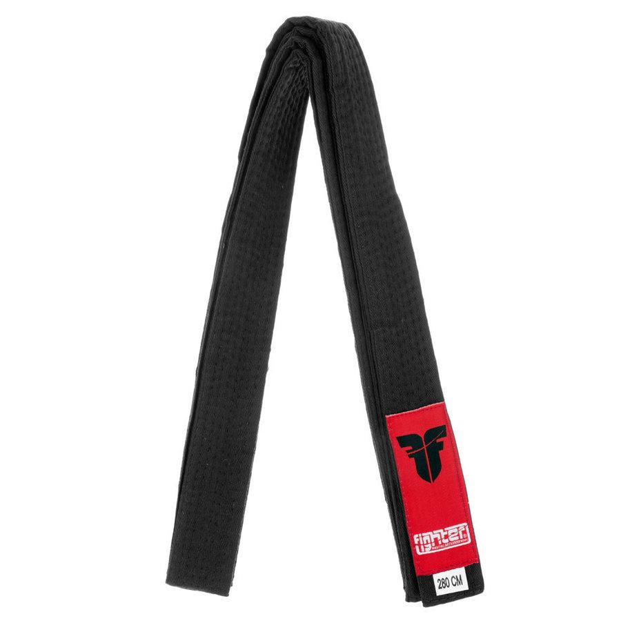 Černý judo pásek Fighter
