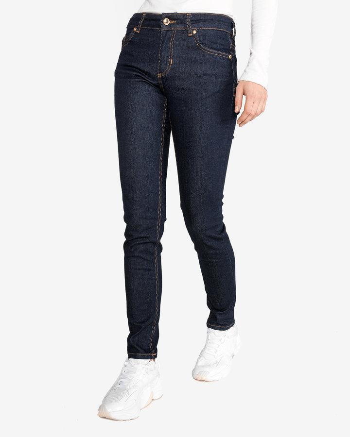 Modré dámské džíny Versace Jeans