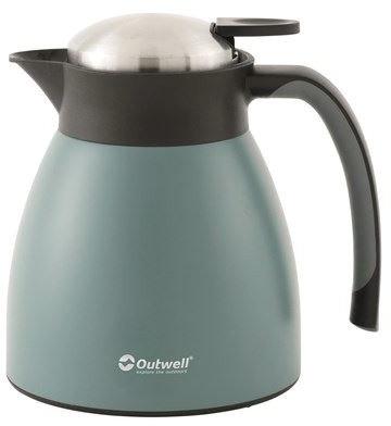 Šedá termoska na pití Outwell - objem 0,5 l