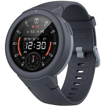 Šedé chytré hodinky Amazfit Verge Lite, Xiaomi
