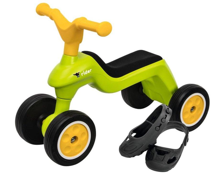 Žluté dětské odrážedlo Big