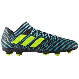 Modré kopačky lisovky Nemeziz 17.3 FG, Adidas