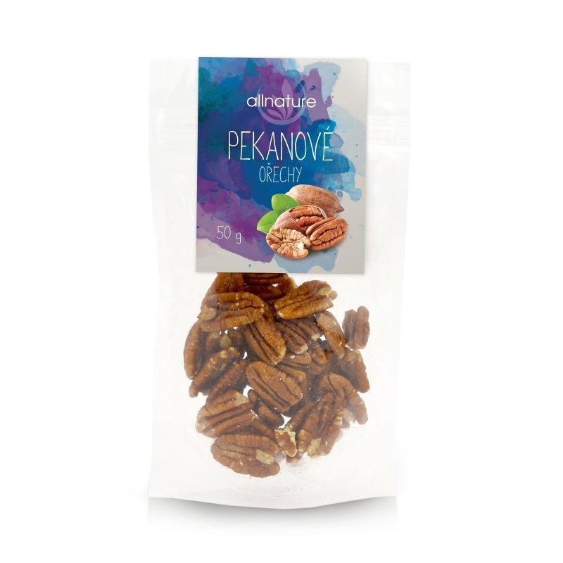 Pekanové ořechy Allnature