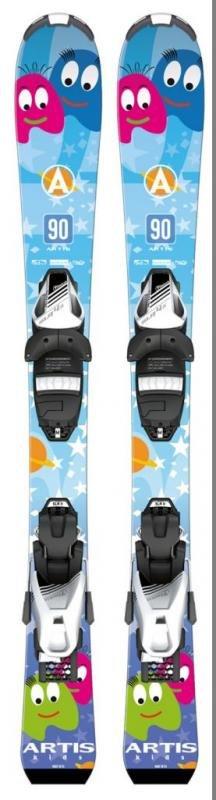Dětské lyže Artis - délka 70 cm