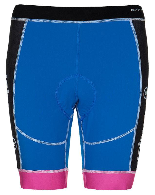 Modré dámské cyklistické kraťasy Kilpi