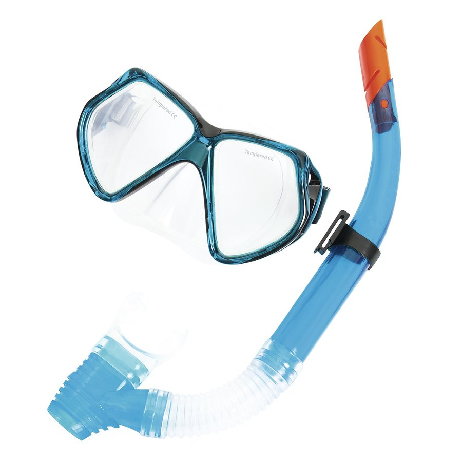 Potápěčská sada - Potápěčský set BESTWAY Hydro Pro 24005 - modrý