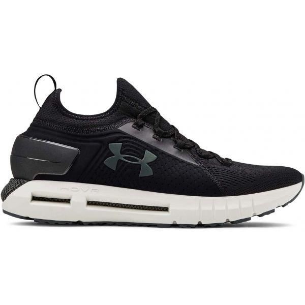 Černé pánské běžecké boty Under Armour