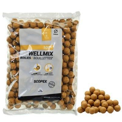 Boilies - Caperlan Boilies Wellmix Scop 14 MM