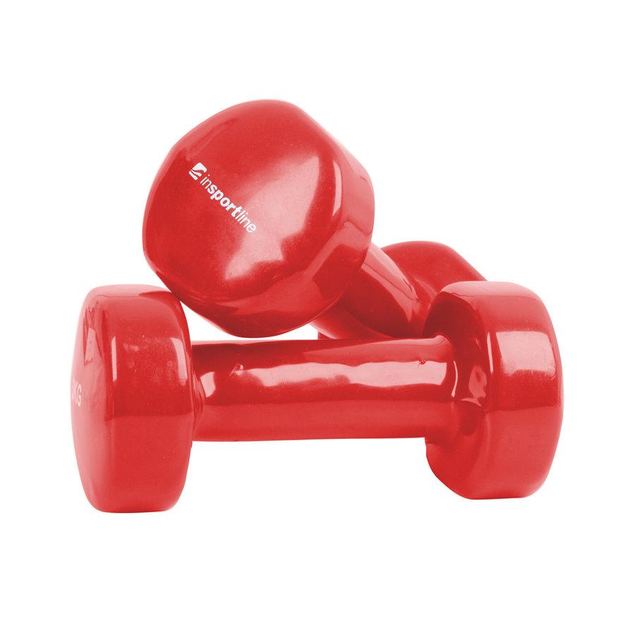 Činky na aerobik inSPORTline - 1,5 kg - 2 ks