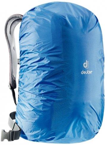 Modrá pláštěnka na batoh Deuter - objem 20-32 l