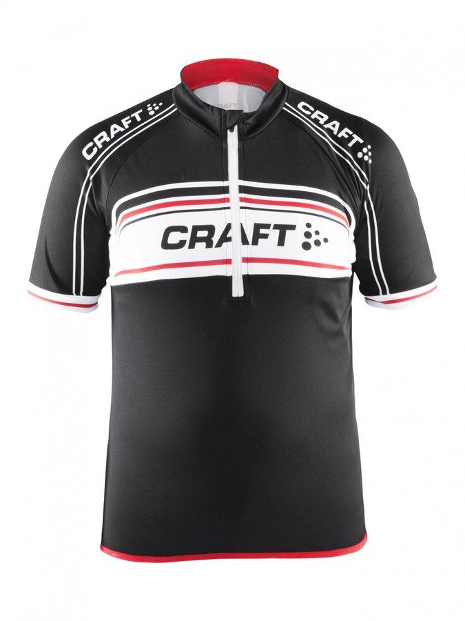 Dětský chlapecký nebo dívčí cyklistický dres Craft