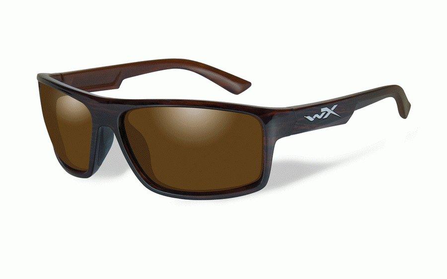 Polarizační brýle - Sluneční brýle Wiley X Peak Polarized Amber