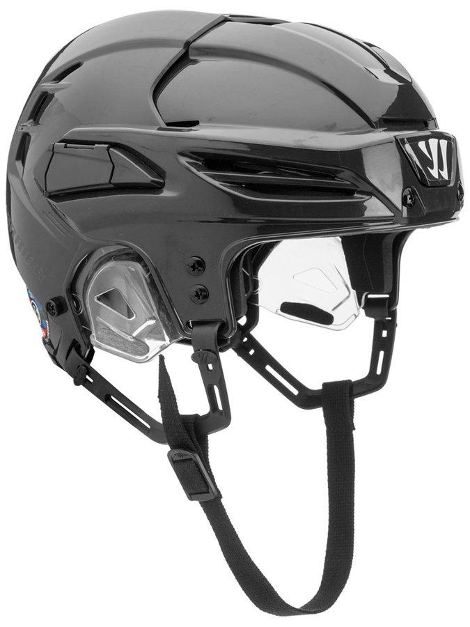 Černá hokejová helma COVERT PX2, Warrior