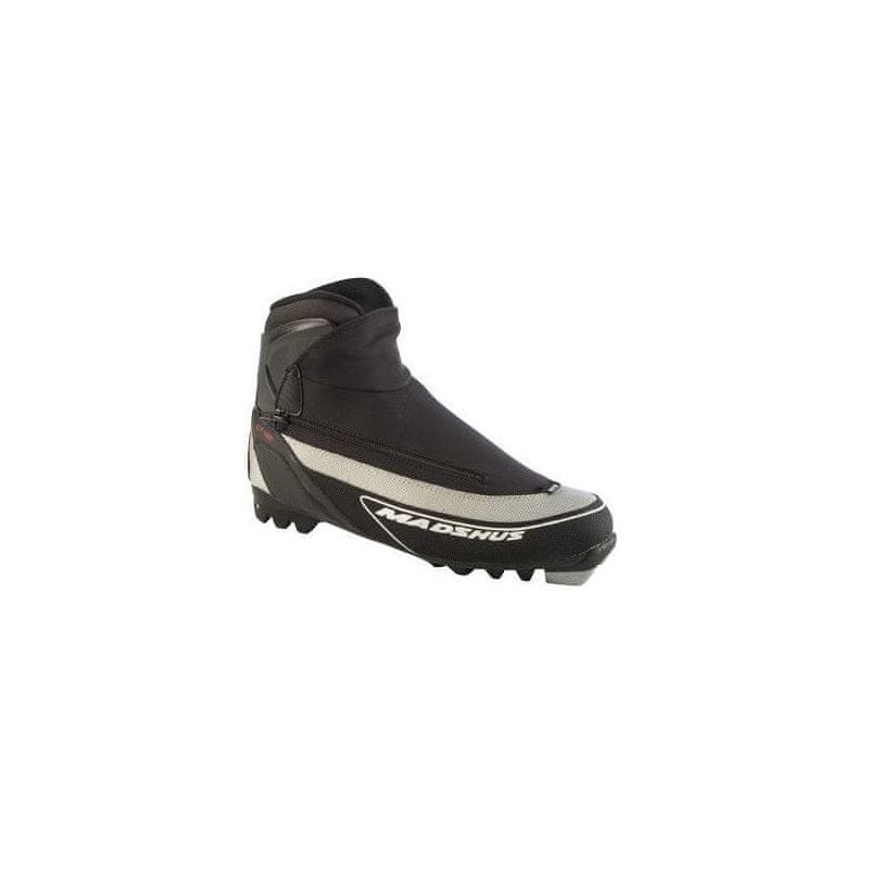Černé boty na běžky Madshus - velikost 47 EU