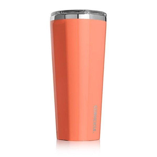 Oranžová termoska Tumbler, CORKCICLE - objem 0,71 l