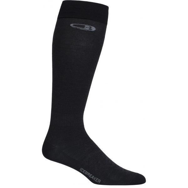 Černé pánské lyžařské ponožky Icebreaker