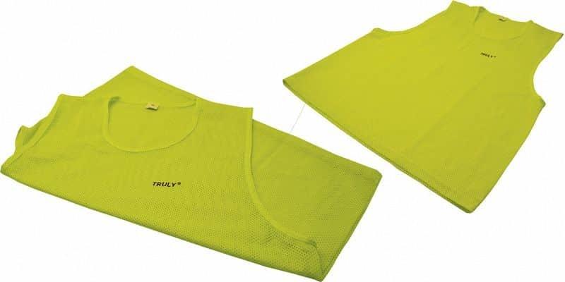 Žlutý rozlišovací dres Rulyt