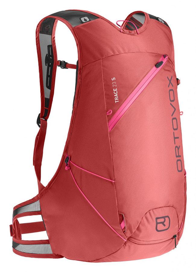 Růžový skialpový batoh Ortovox - objem 23 l