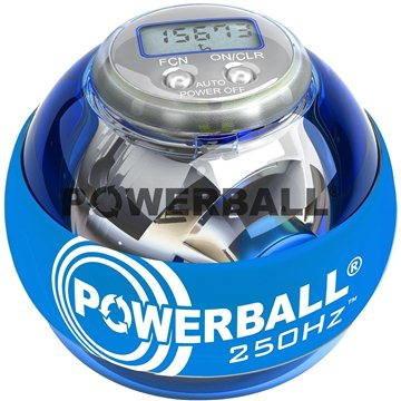 Modrý powerball s počítadlem