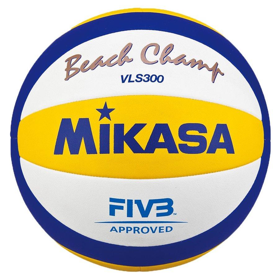 Různobarevný volejbalový míč VLS 300, Mikasa - velikost 5