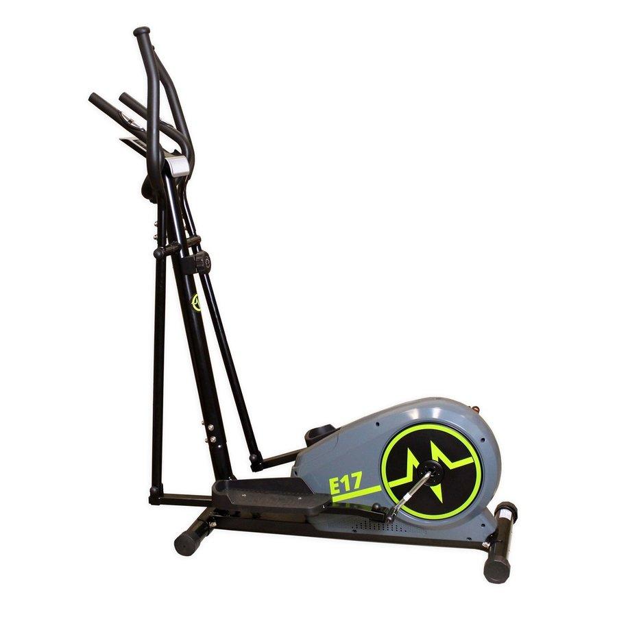 Magnetický eliptický trenažér E17, Master - nosnost 110 kg