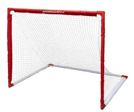 Hokejová branka se sítí Winnwell - šířka 137 cm a výška 112 cm