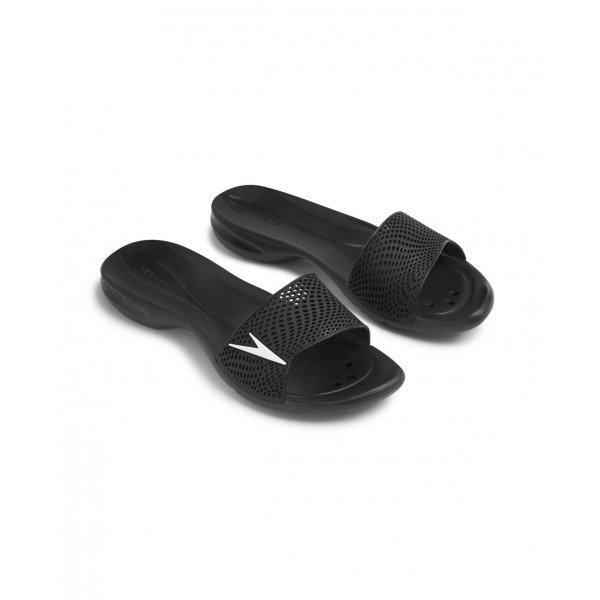 Černé dámské pantofle Speedo