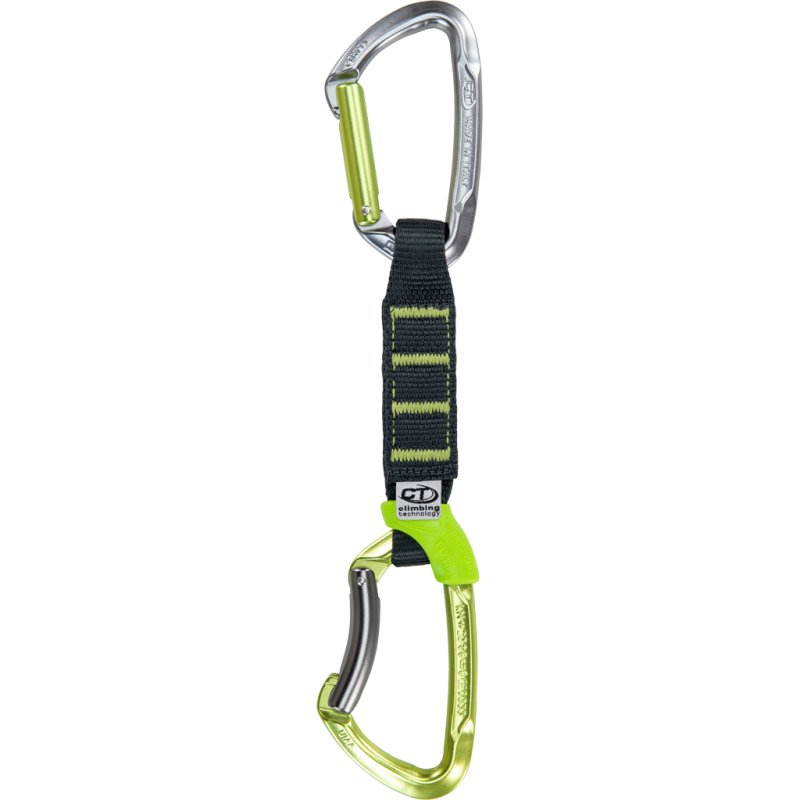 Expreska - Climbing Technology Lime Set Pro NY Green/Grey 12 cm
