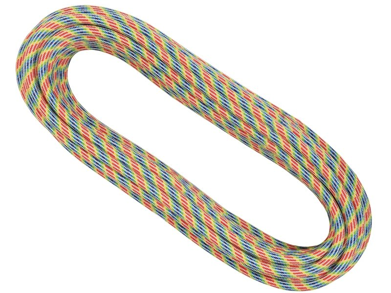 Různobarevné lano Static, Singing Rock - průměr 10,1 mm
