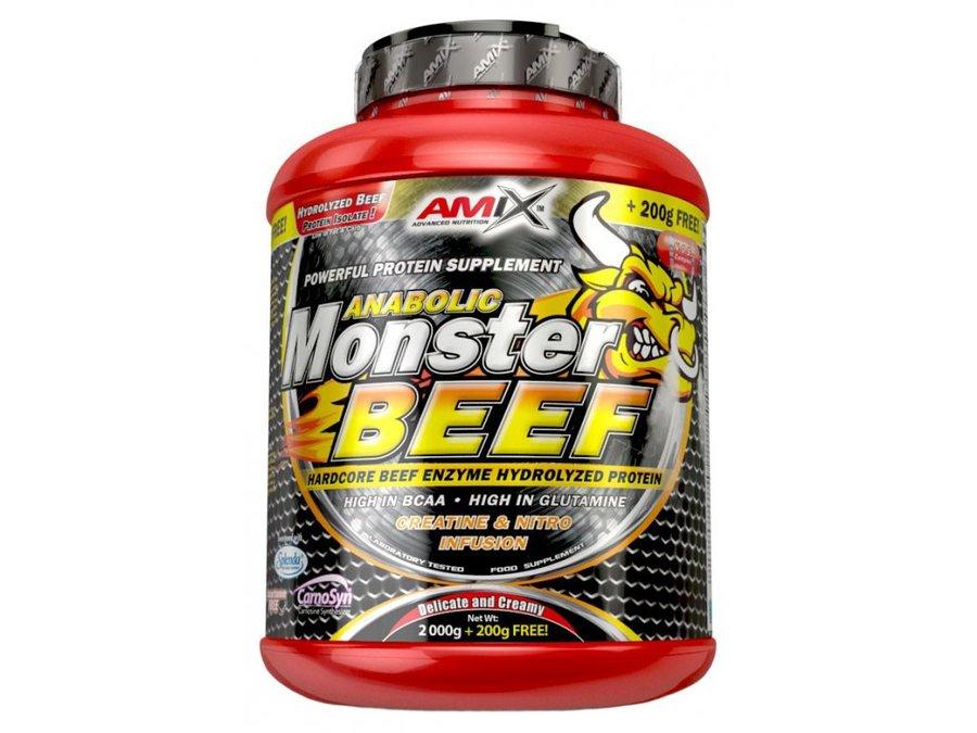 Protein - Hovězí protein Anabolic Monster Beef - Amix