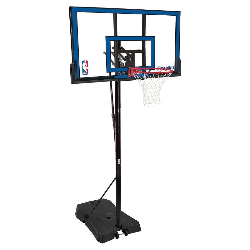 Basketbalový koš - Basketbalový koš NBA GAMETIME PORTABLE Spalding
