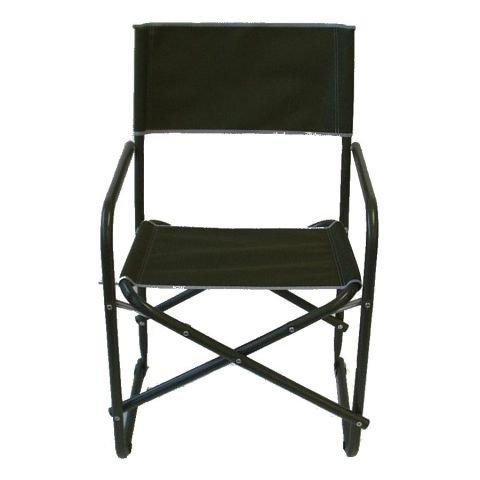 Kempingová židle - Židle polní skládací HODONSKÝ ZELENÁ