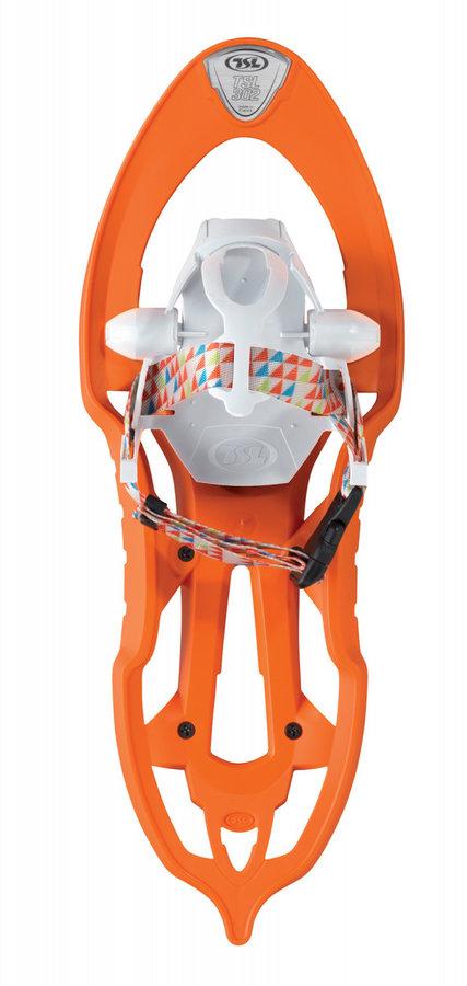 Oranžová sněžnice TSL - délka 48,5 cm