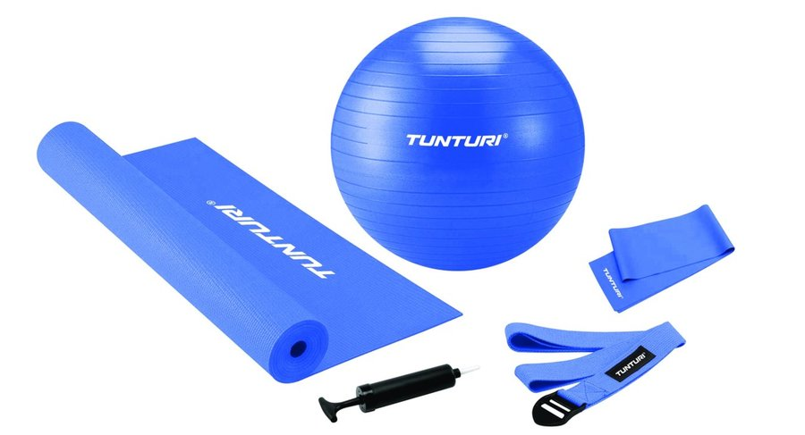 Set na jógu Pilates Fitness set, Tunturi