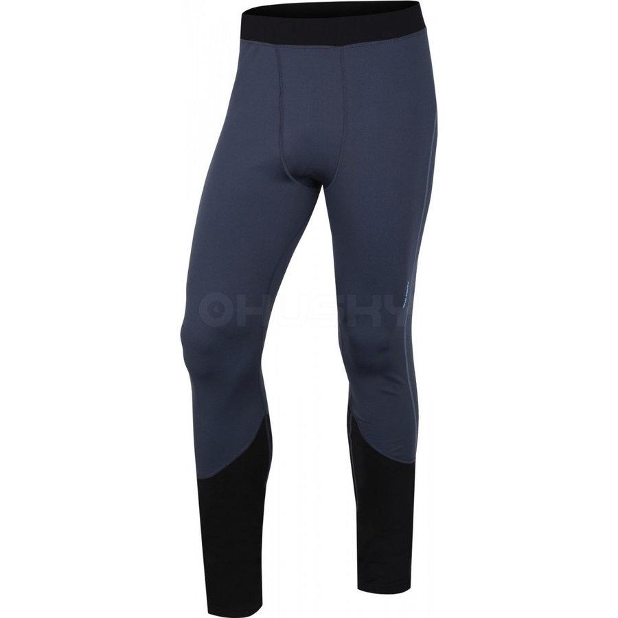 Modré pánské funkční kalhoty Husky - velikost M