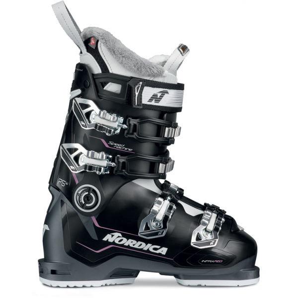 Černé lyžařské boty Nordica