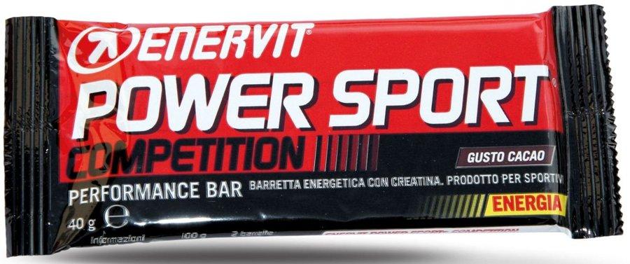 Energetická tyčinka - ENERVIT Power Sport Competition 40g Příchuť 0